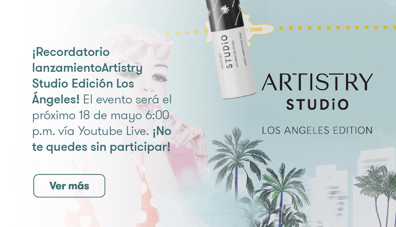 Video Teaser Lanzamiento Los Angeles